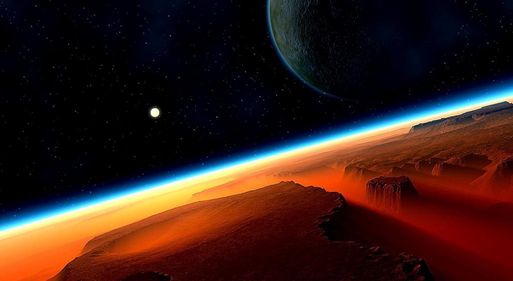 Посадочный аппарат НАСА в первый раз зафиксировал марсотрясение