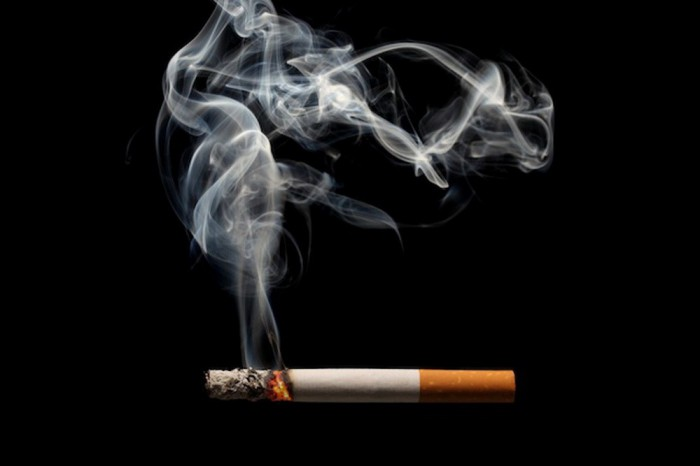 курить реклама дым