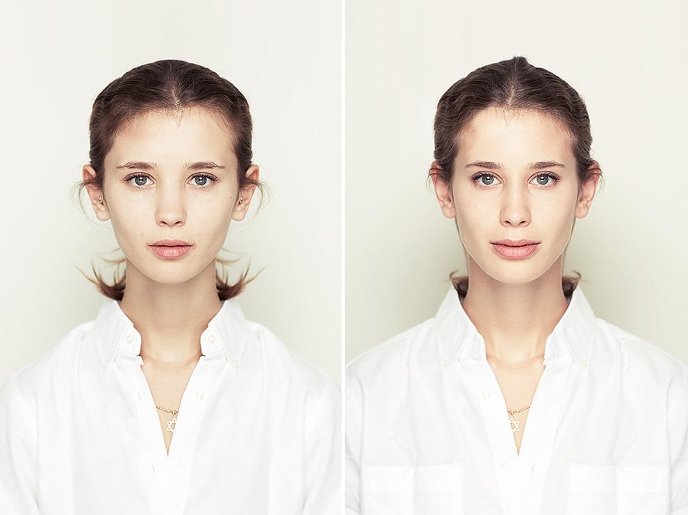 Человек симметрия фото