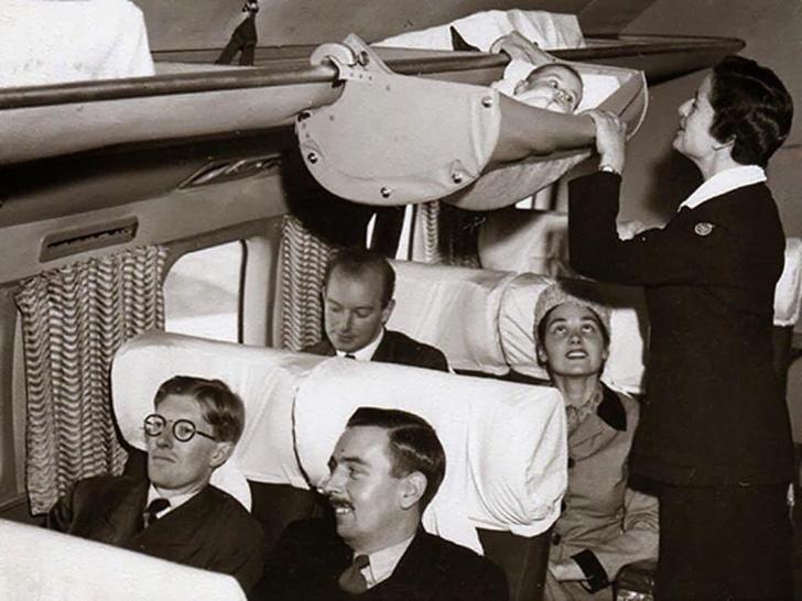 Интересные фото из прошлого, которые непременно приведут в восторг