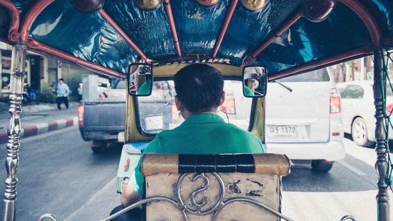 6 лучших направлений для одиночного путешествия