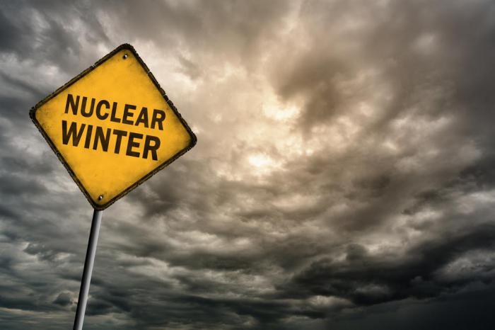 ядерная зима