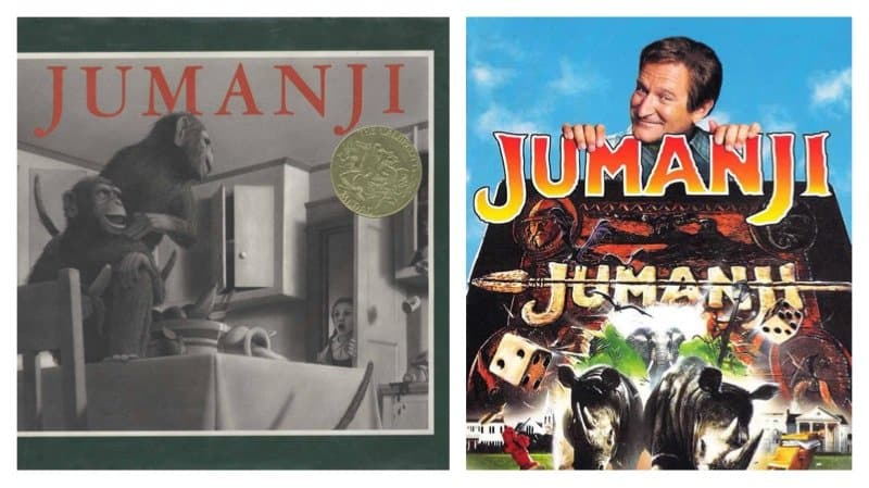 10 популярных фильмов, которые, как оказалось, были основаны на книгах