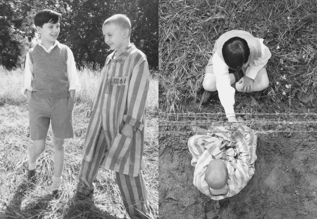 """""""Мальчик в полосатой пижаме"""": как сегодня выглядят Бруно и Шмуэль, сыгравшие в фильме о военном времени"""