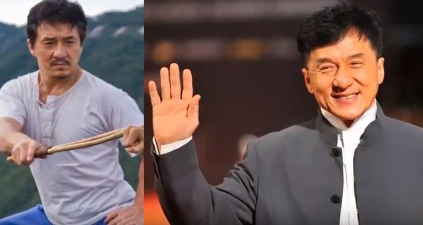 Эволюция образа: как менялся Джеки Чан с младенчества до сегодняшних дней (фото)