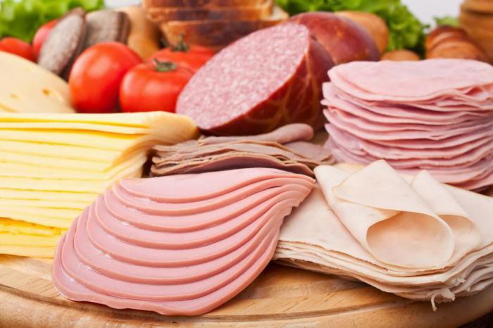 пища массового производства