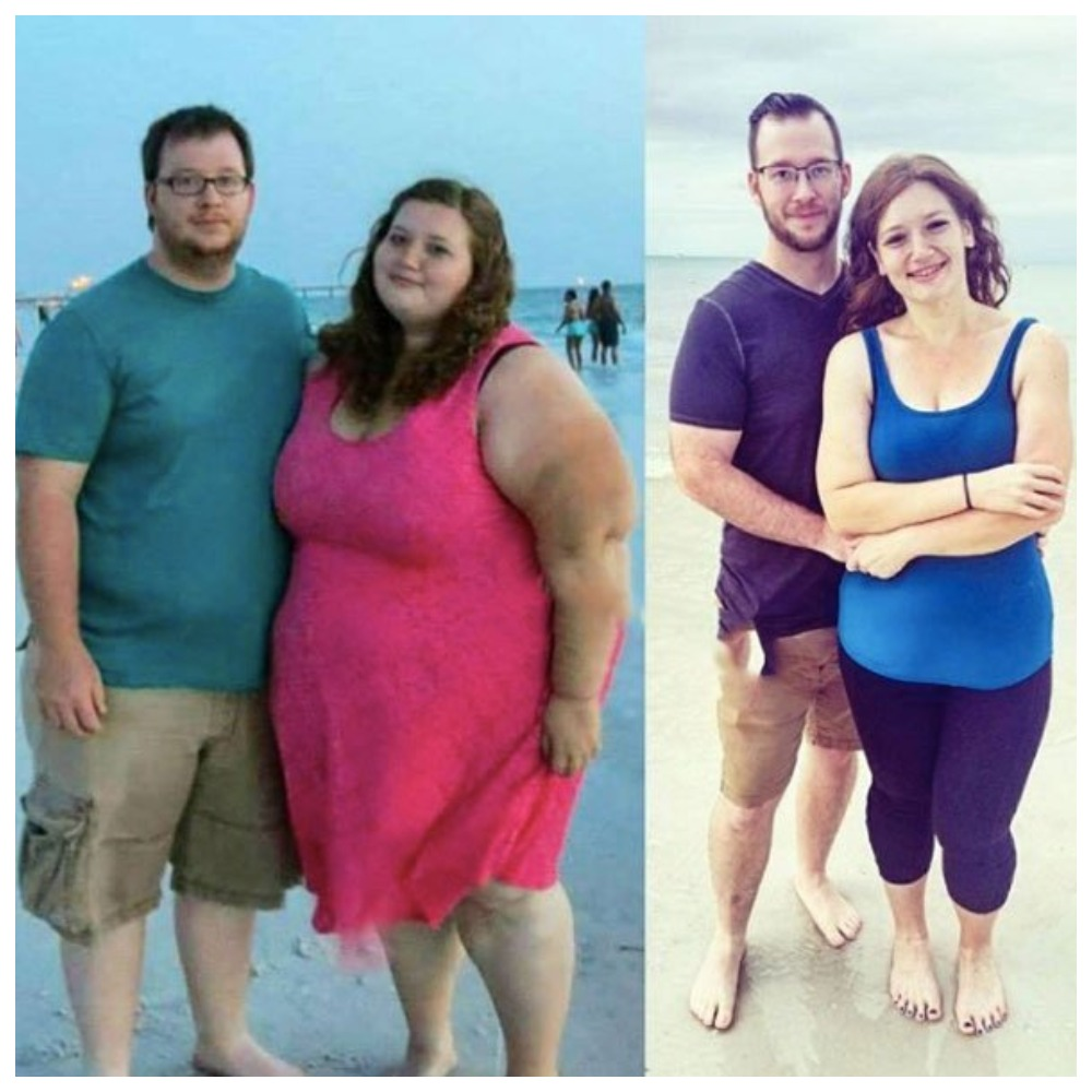 Мы с парнем решили похудеть