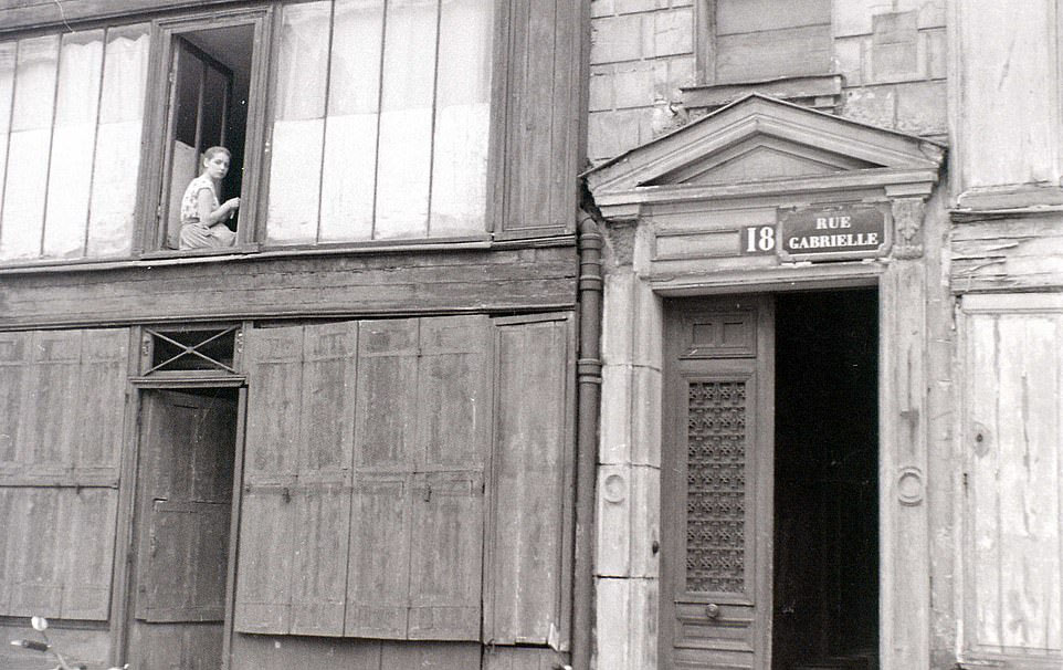 Париж до туристического бума: ретрофотографии 50-х годов