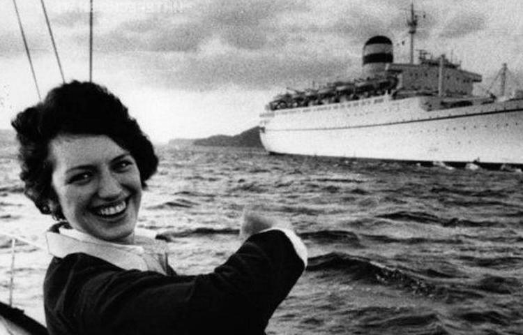 Лиля Гасинская: как в одном бикини сбежать из СССР и выйти замуж за миллионера