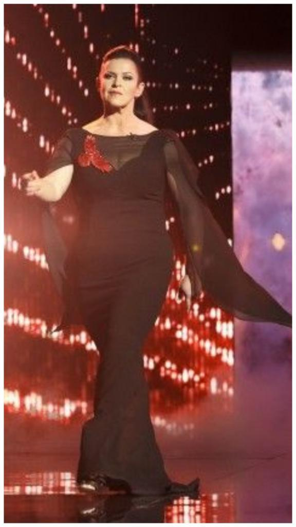 Уже не та: как сегодня выглядит пышная украинская красотка Руслана Писанка, похудевшая почти в 2 раза