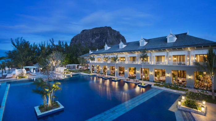 лучший отель мира
