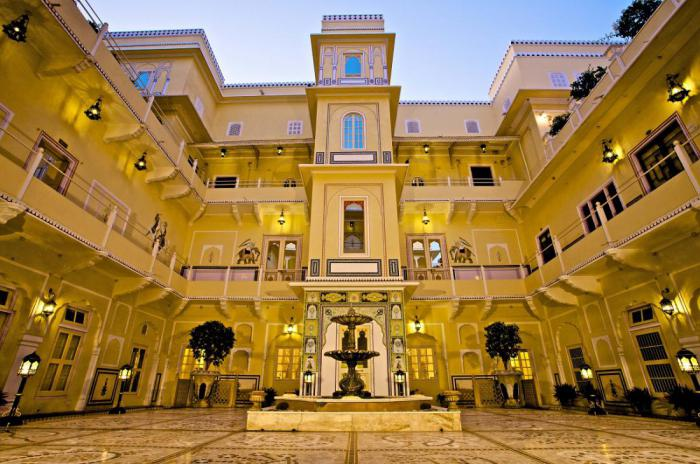 рейтинг дорогих отелей