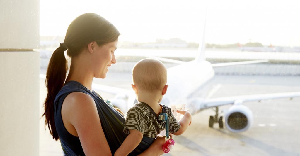 Спокойный перелет с детьми реален: эффективные советы, помогающие путешествовать без нервов