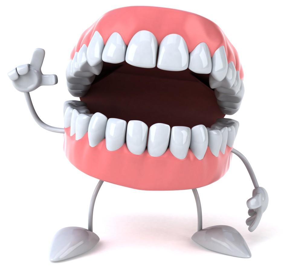 Картинки прикольных зубов, очень смешные при