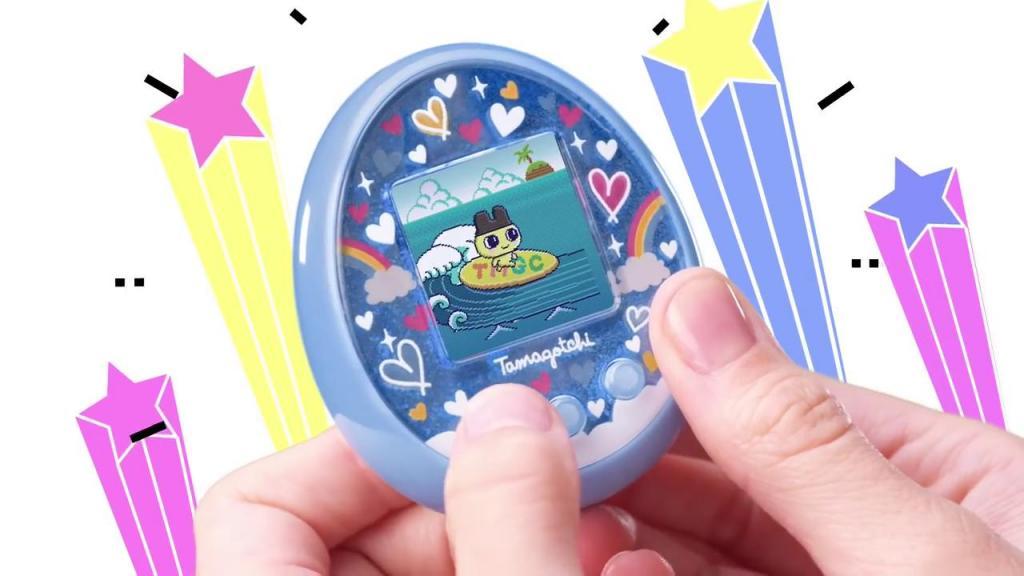 Тамагочи вернулся! Как будет выглядеть обновленная версия культовой игрушки 90-х годов (видео)