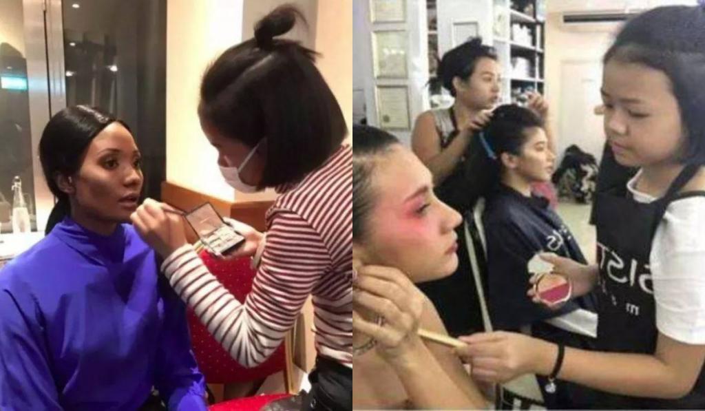 Девочку критиковали за любовь к макияжу. Теперь ей 11, и она работает визажистом
