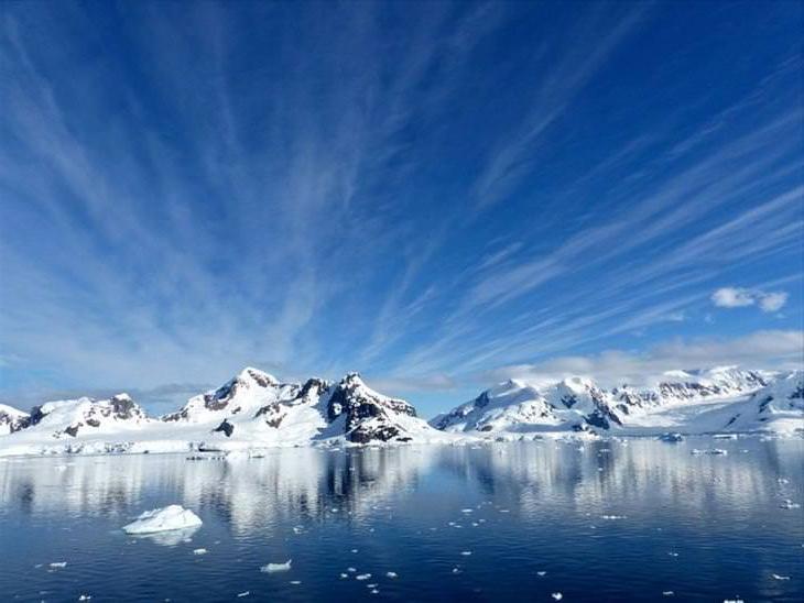 Красота природы: 10 самых удивительных бухт в мире