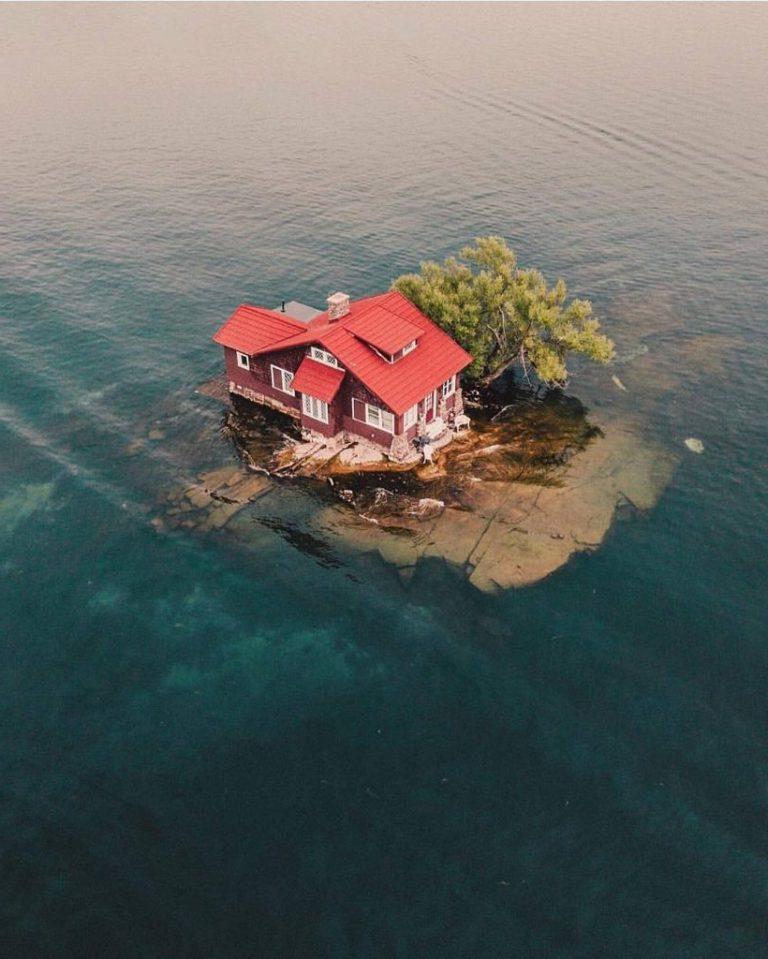 Мечты сбываются, или Как канадская семья обзавелась собственным островом