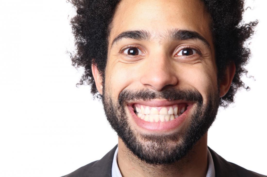 Картинка улыбающего человека