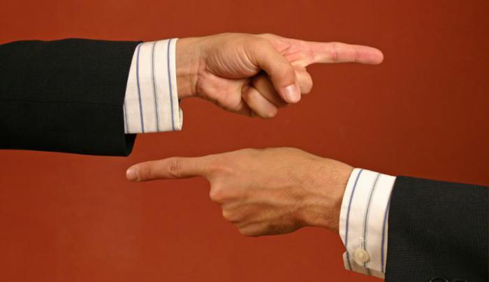 Различия меж виной и ответственностью