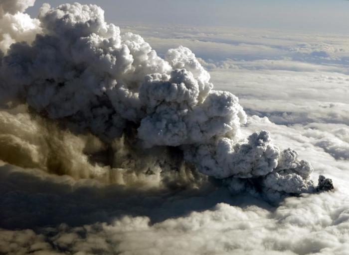 вулканическая зима