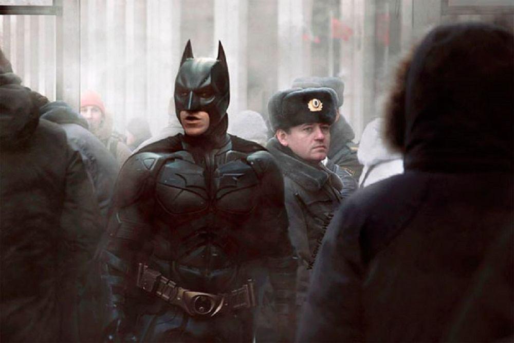 Картинки бэтмен за столом смешное, открытка днем