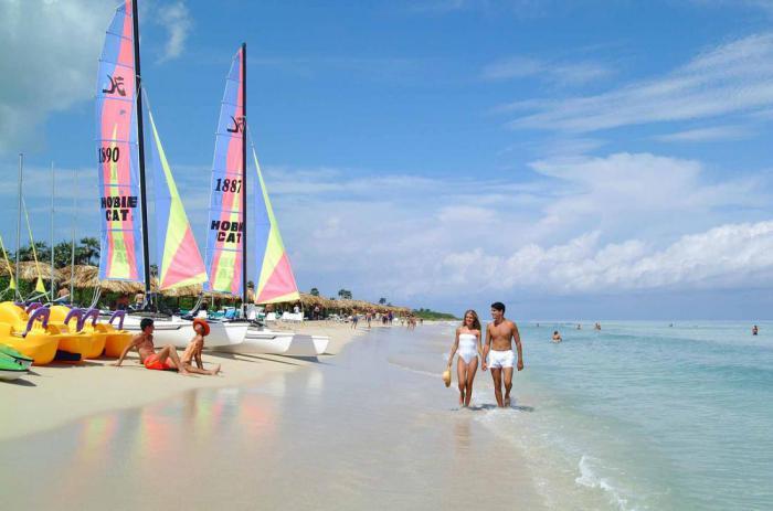 Городка с песком: наилучшие в мире городские пляжи