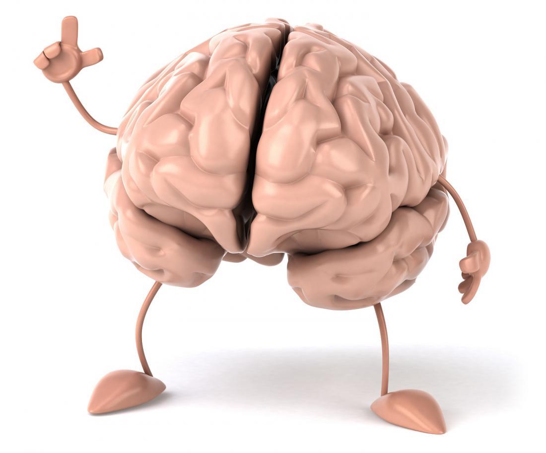 Прикольные картинки о мозге