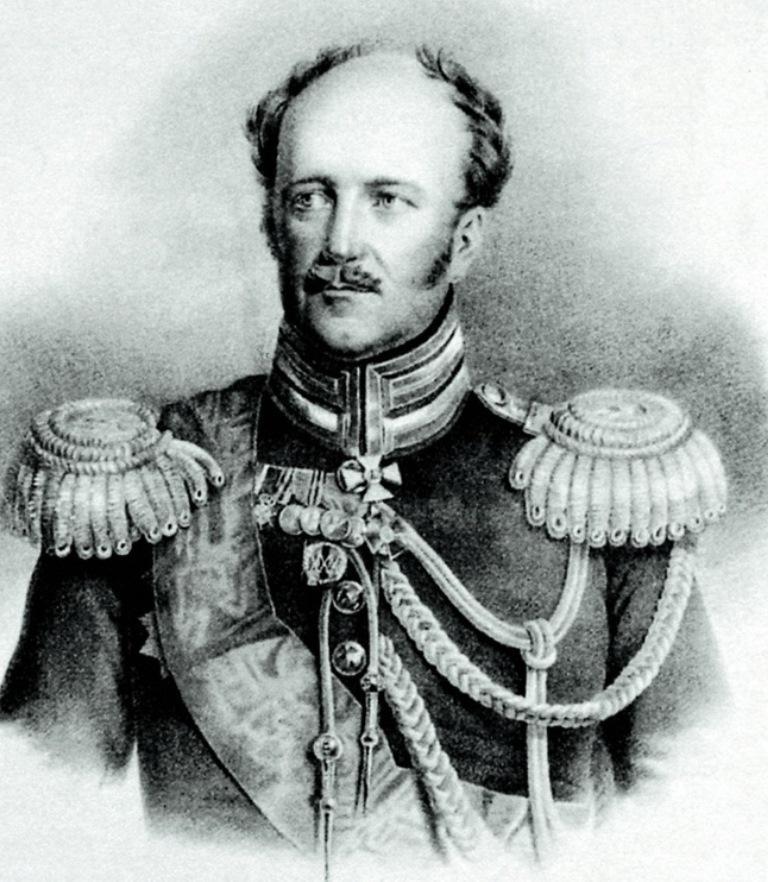 Александр Сергеевич Пушкин и его турецкая сабля из Арзрума