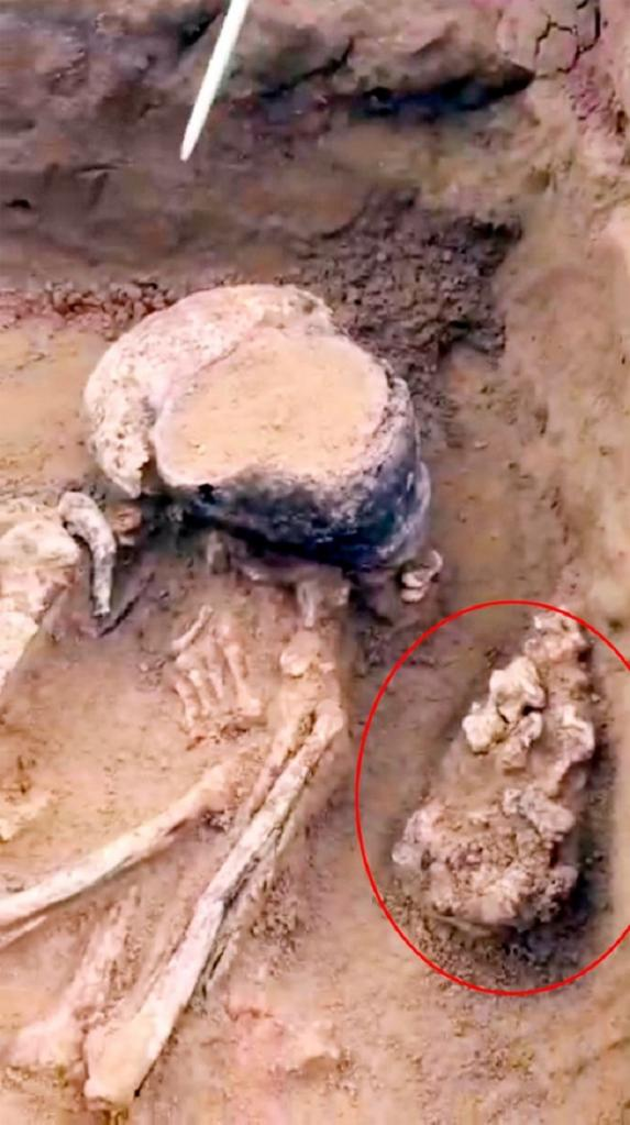 Археологи раскопали древнюю игру, популярную среди детей. Ей больше трех тысяч лет