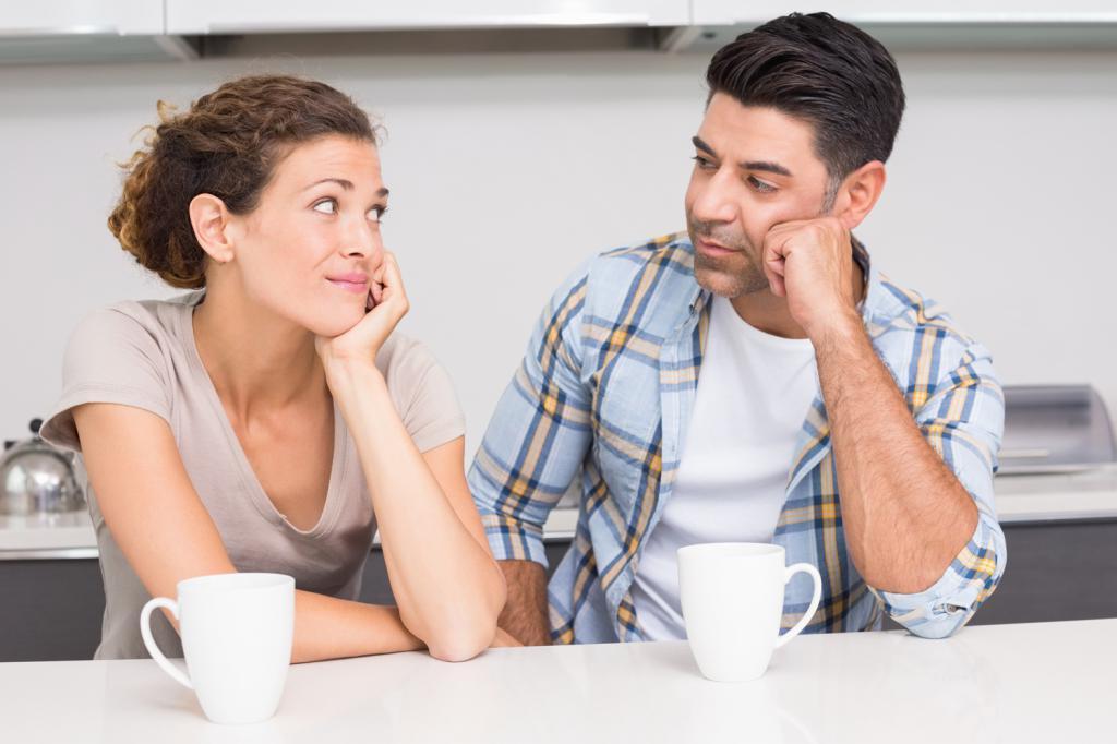 выбор для пары после развода фото первой