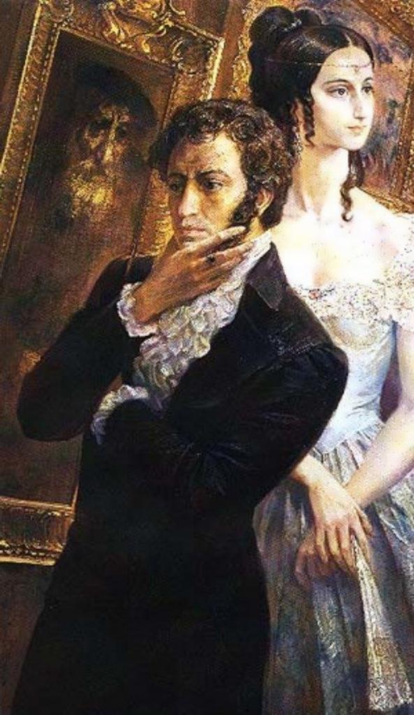 """""""Ай да Пушкин!"""" Как классик охмурял женщин и кто был в его """"донжуанском списке"""""""