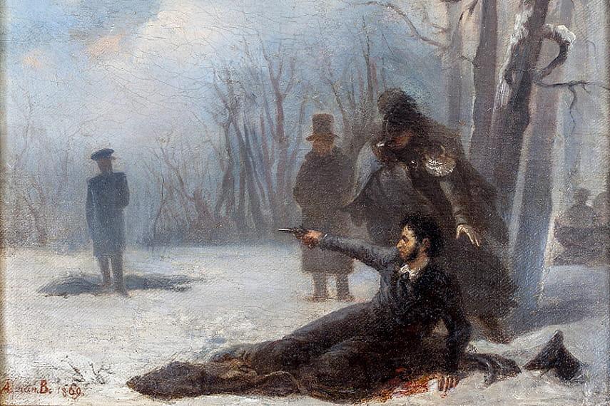 Дантес ни при чем: почему дуэль была выгодна именно Александру Пушкину