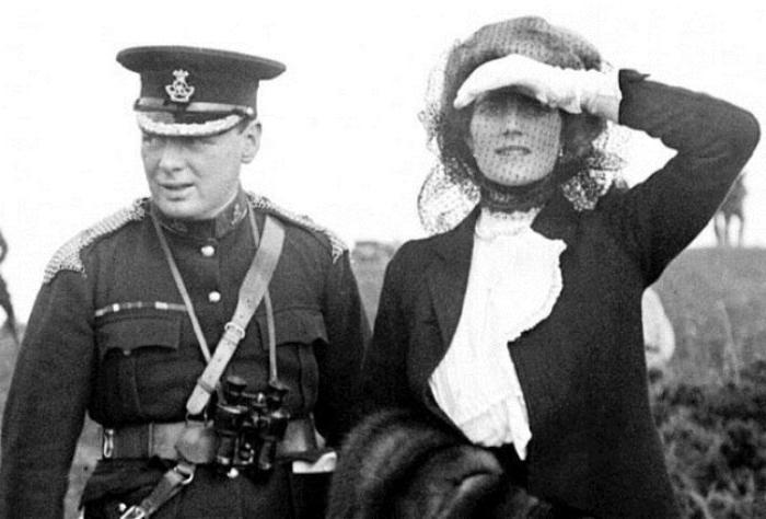 Уинстон Черчилль и его Клементина: 57 лет брака, которому многие не давали и полгода