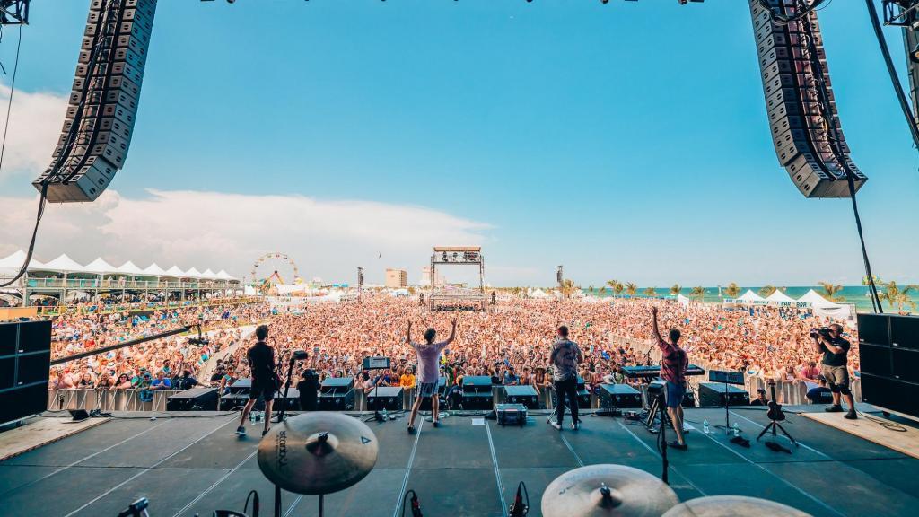 Посещение концертов способно продлить вашу жизнь на 10 лет, согласно новому исследованию