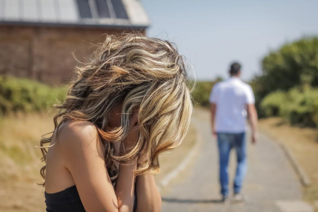 Любопытное наблюдение: как разные знаки зодиака просят прощения у близких