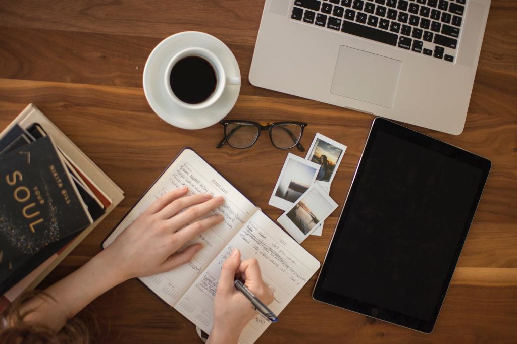 Спокойствие, только спокойстви: почему важно писать о том, что вас беспокоит