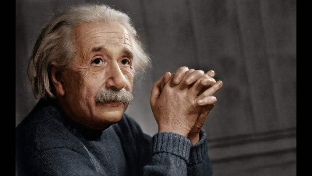"""3 урока из книги """"Идеи и мнения"""" Эйнштейна о том, как жить осмысленной жизнью"""