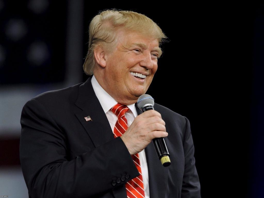 фотографии дональд трамп фото результате