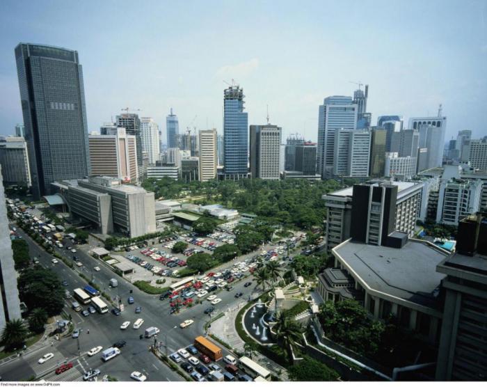 шоссе на филиппинах