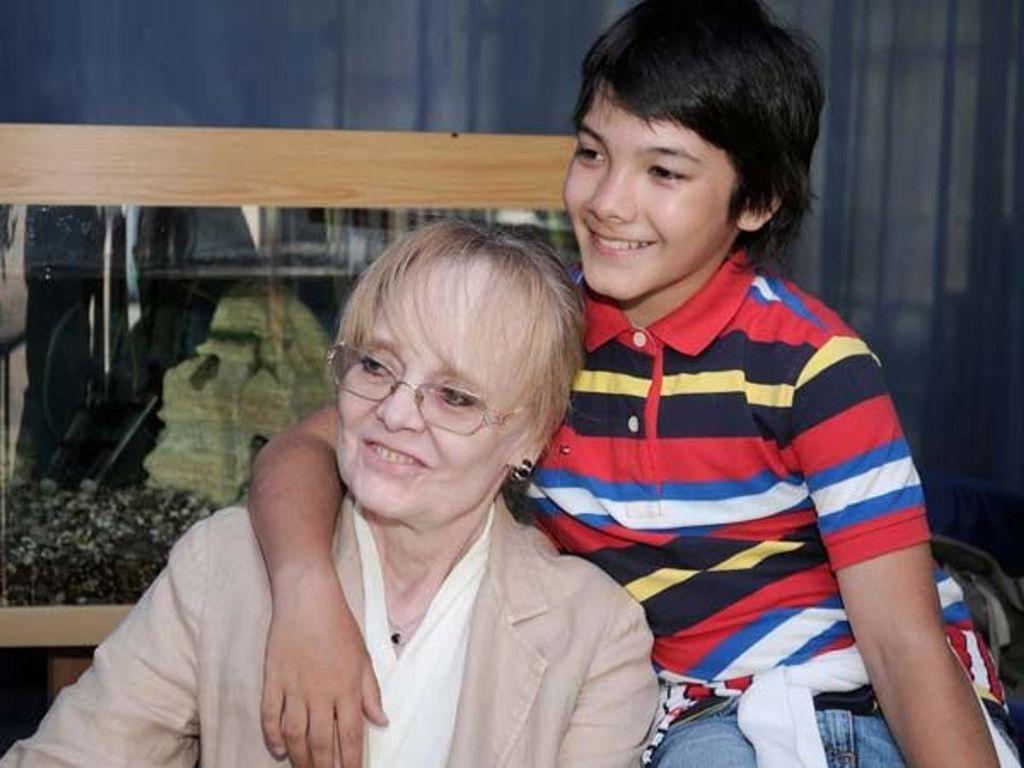 наталья белохвостикова и ее приемный сын фото заявила, что непременно