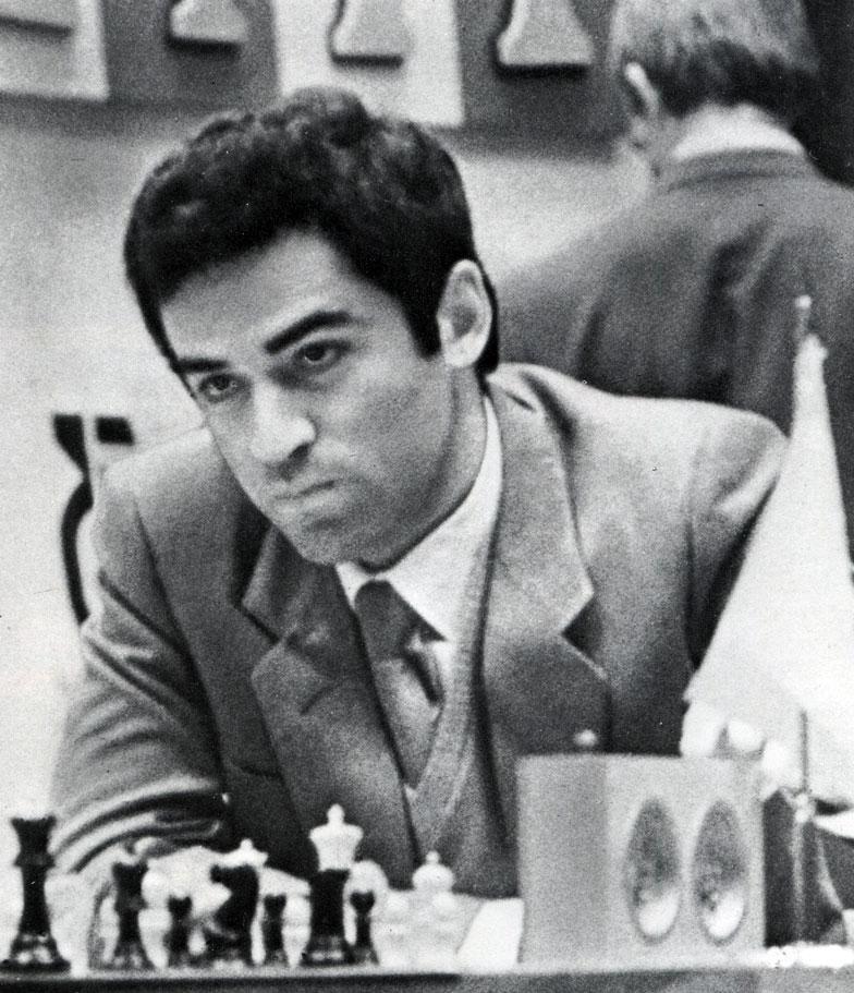 Роман между Гарри Каспаровым и Мариной Нееловой был очень сложным. Причиной их расставания стал ребенок