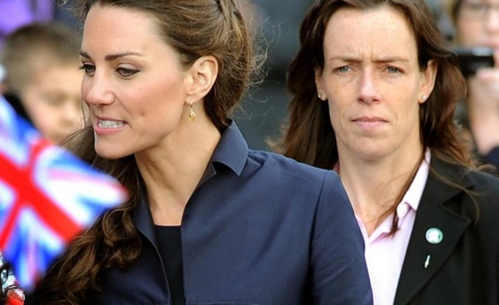 Телохранители Кейт Миддлтон и Меган Маркл: почему о безопасности монарших особ заботятся женщины