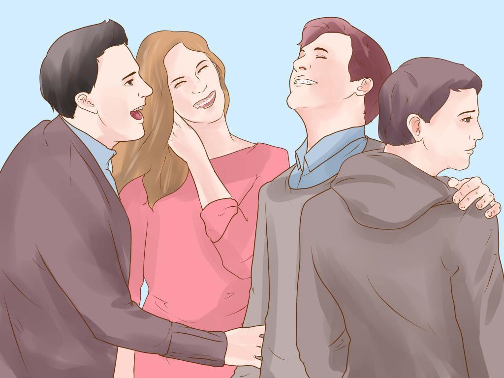 Хотите, чтобы окружающие души в вас не чаяли? Полезные хитрости от экс-агента ФБР позволят вам сиять в глазах людей