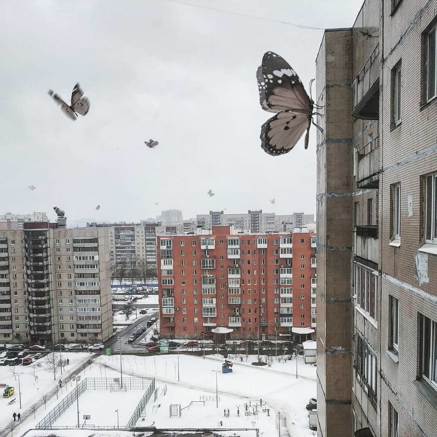 Петербуржец показал, как бы выглядела Северная столица, живущая в параллельной Вселенной