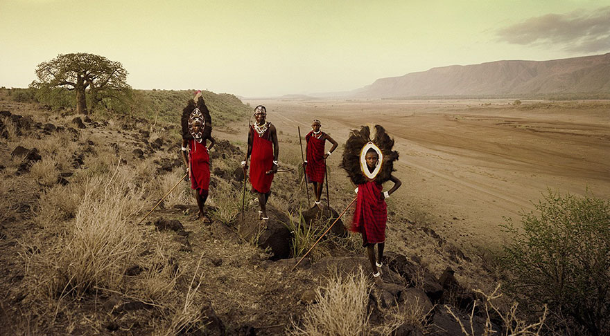 Особенности и традиции малочисленных коренных народов мира через призму фотообъектива