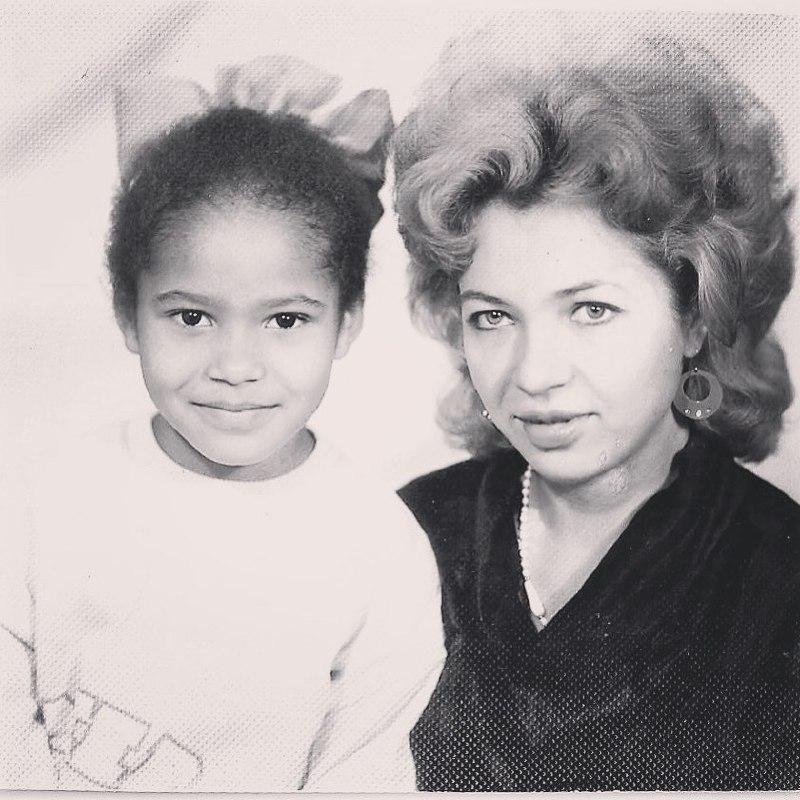 """Мама с Украины, а папа – из Конго: как живет автор хита """"Самый лучший"""" Гайтана и ее маленькая дочь"""