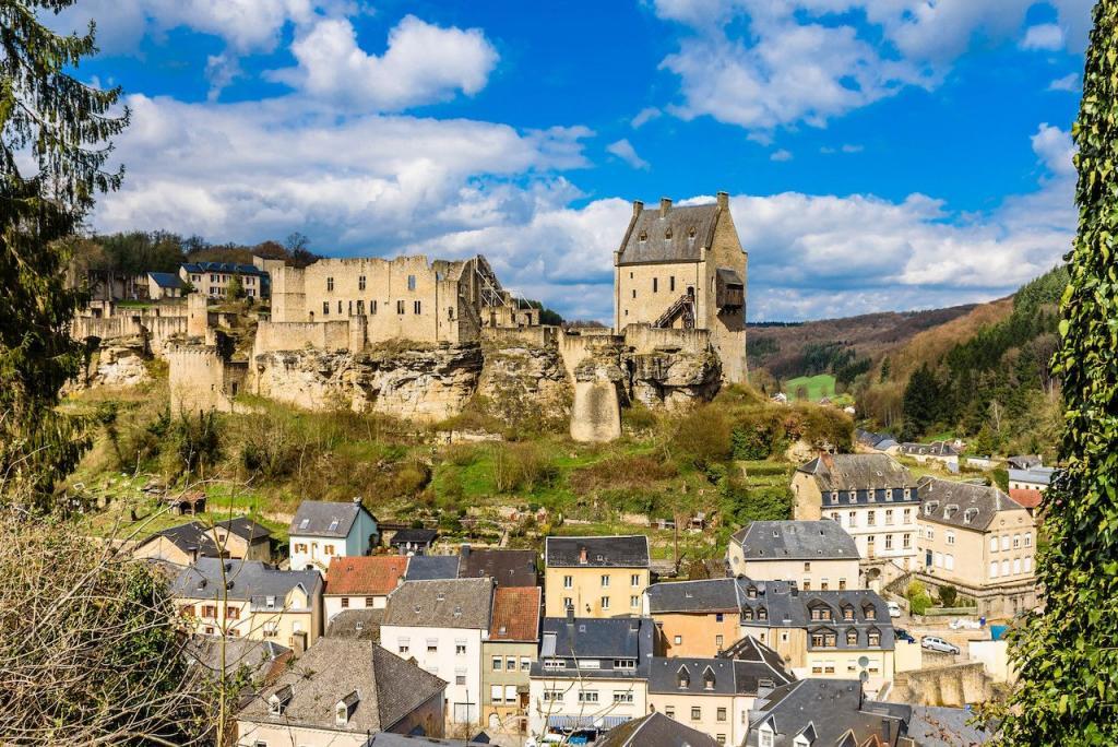 """Путешествие по """"Маленькой Швейцарии"""" в Люксембурге: чем привлекает туристов регион Мюллерталь"""