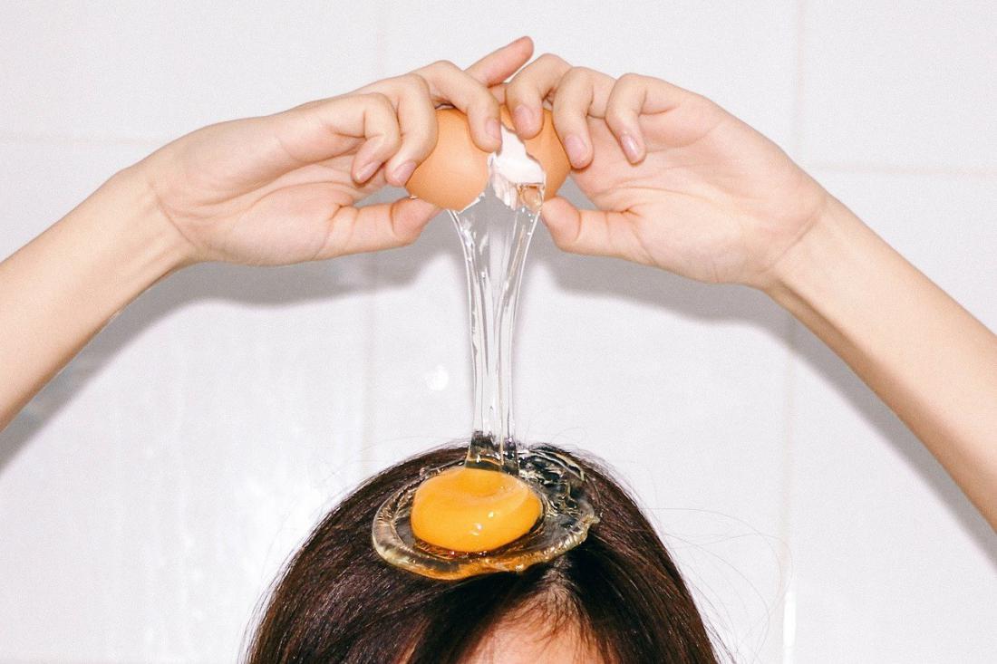 Маска для роста волос из молока в домашних условиях