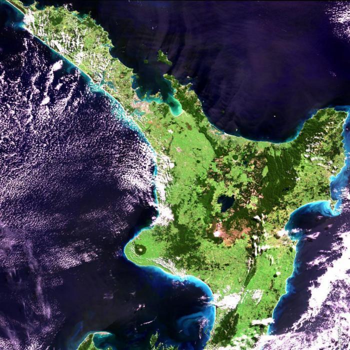 новый континент Зеландия